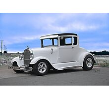 1929 Ford 'Casper' Coupe Photographic Print