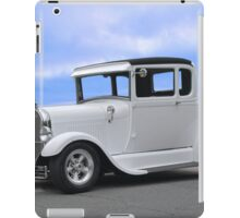 1929 Ford 'Casper' Coupe iPad Case/Skin