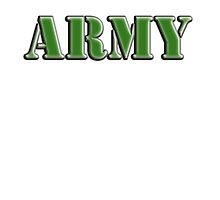Army, Soldier, War, Infantry, Conflict, Warrior, Grunt, fighter, fighting force by TOM HILL - Designer