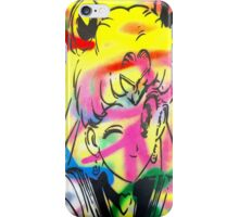 Graffiti Sailor Moon iPhone Case/Skin