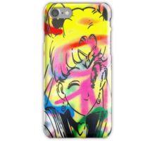 Graffiti Sailor Moon iPhone Case/Skin