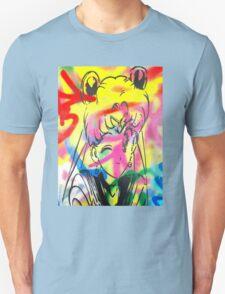 Graffiti Sailor Moon T-Shirt