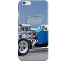 1927 Ford Bucket T Pickup Roadster III iPhone Case/Skin