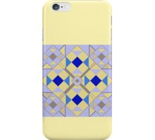 I love to be beside your side by the seaside iPhone Case/Skin
