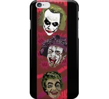 Jokers iPhone Case/Skin