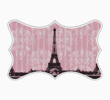 Paris No.3 by Bianca Stanton