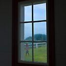 Little Girl Outside My Window by Lauri7