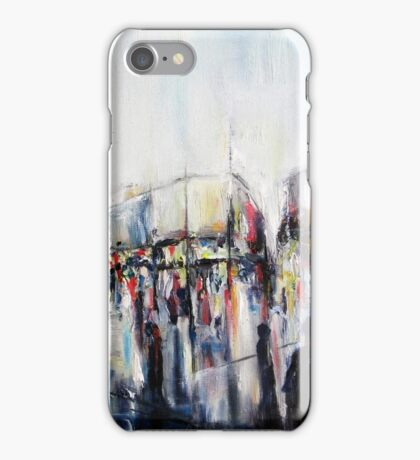 City square iPhone Case/Skin