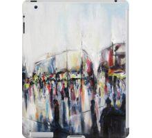 City square iPad Case/Skin