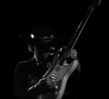 Stevie Ray Vaughan #2 by Mike Norton