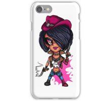 Tiny Nisha The Lawbringer iPhone Case/Skin