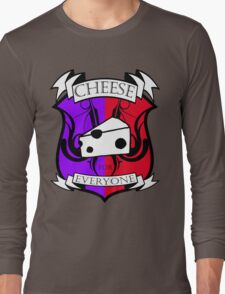 Cheese for everyone! Long Sleeve T-Shirt