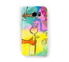 another pease Samsung Galaxy Case/Skin