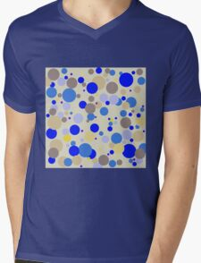 Tiny Bubbles Mens V-Neck T-Shirt