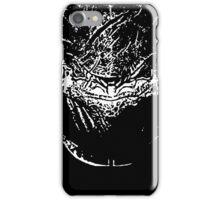 Wrex silhouette iPhone Case/Skin