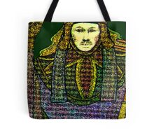HIEROPHANT TAROT CARD INSPIRED DESIGN BY LIZ LOZ Tote Bag