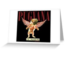 IN PUGERO Greeting Card