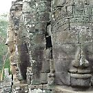 Angkor Wat - The Bayon, Siem Reap by treeblack