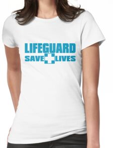LIFEGUARD Womens Fitted T-Shirt