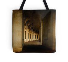 Hallowed Hall Tote Bag