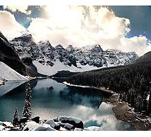 Moraine Lake III Photographic Print