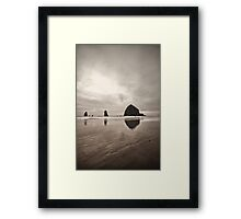 Not Exactly Epic Framed Print
