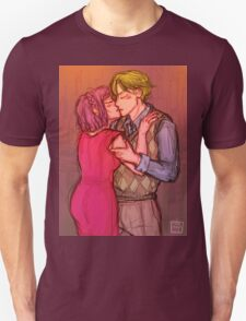 Tamaki & Odagiri from Yamada and the Seven Witches Unisex T-Shirt