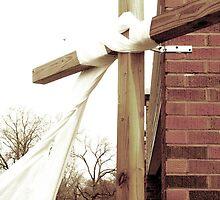 He is risen by Regina  Kappelman