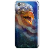 Eagle's Cry iPhone Case/Skin