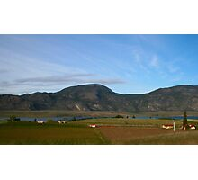 Spring in Osoyoos Photographic Print