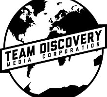 Team Discovery Logo - Black by TeamDiscovery