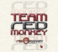 TeamRedMonkey by Throwing  Buckets Magazine