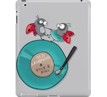 Rock'n'roll ladybirds iPad Case/Skin