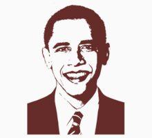 Sketch Of President Barack Obama by sirgulamhusain