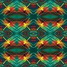 Dragonfly Patterns by Vitta