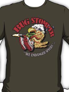 USCM BUG STOMPER! T-Shirt