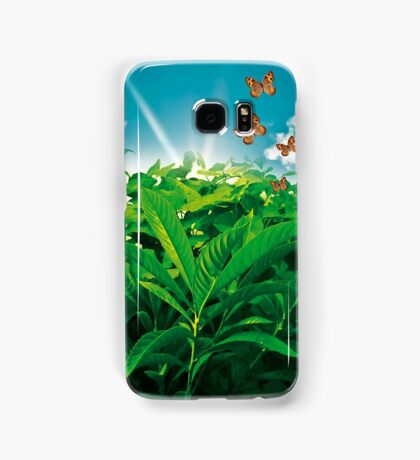 Nature Day Samsung Galaxy Case/Skin
