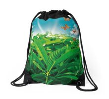 Nature Day Drawstring Bag
