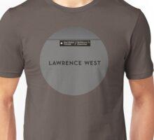 LAWRENCE Subway Station Unisex T-Shirt