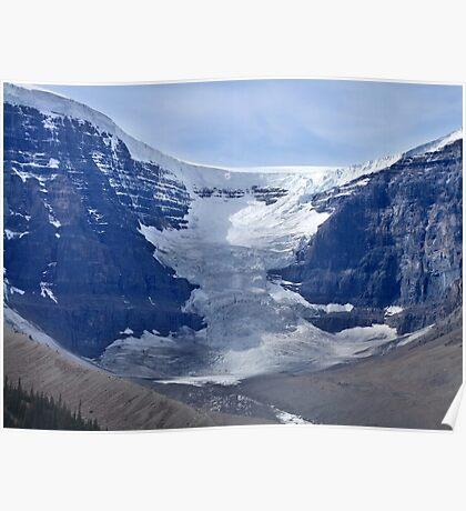 Athabaska Glacier Poster