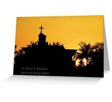 Remembrance Greeting Card