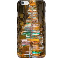 Nightmarket Temple Street iPhone Case/Skin