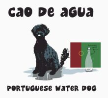Water Dog by johnkratovil