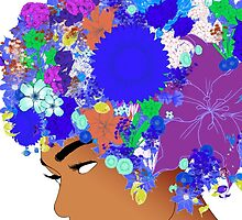 Flower 'Fro ver. 11 by AndiesPlace