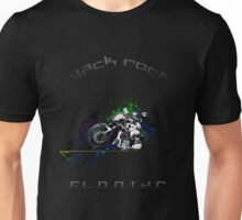 Black Rock Shooter (with text) Unisex T-Shirt