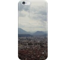 City below iPhone Case/Skin