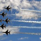Sacramento Air Show by ShootinMickey