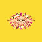 """Fruity Oaty Bar! """"OCTOPUS"""" (Vintage) by RetroPops"""