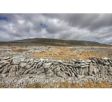 Slieve Carran Photographic Print