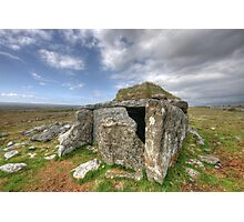 Parknabinna Wedge Tomb Photographic Print